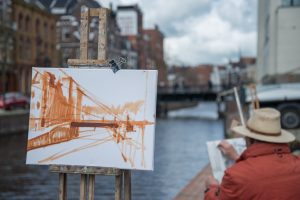 Choosing the Right Easel for Painting and Drawing
